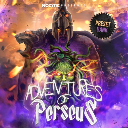 Adventures Of Perseus (Sylenth Presetbank)