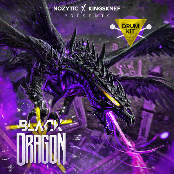 Black Dragon (DrumKit)