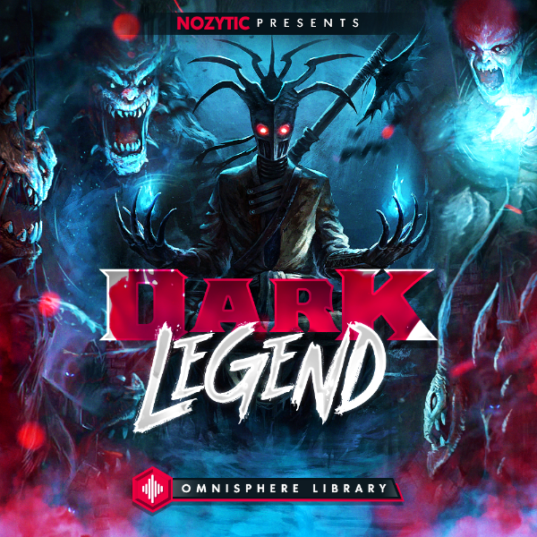 Dark Legend (Omnisphere 2 Library)