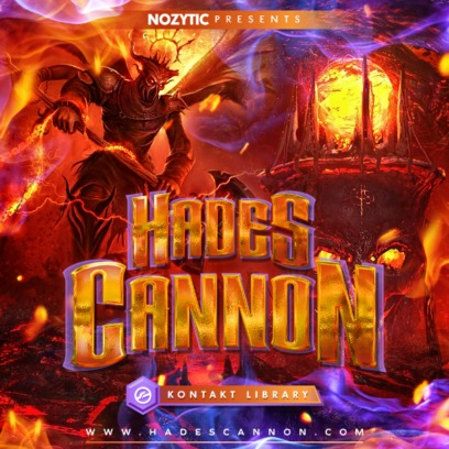Hades Cannon (Kontakt Library)