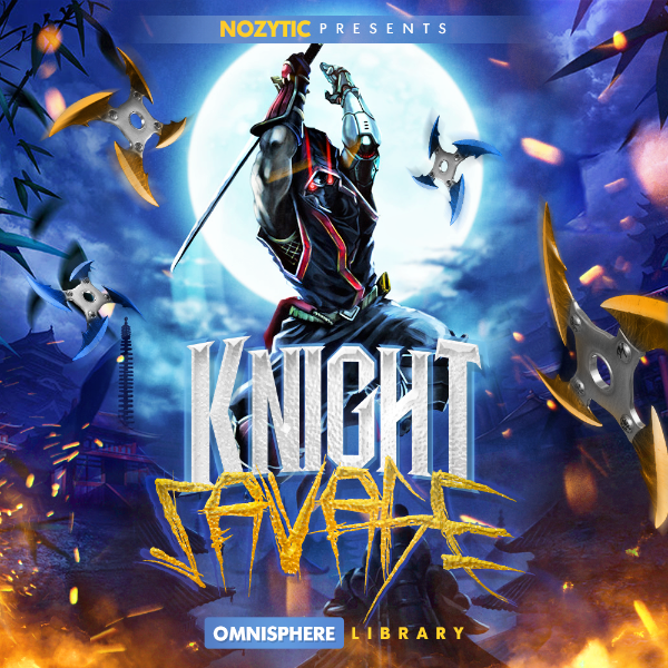 Knight Savage (Omnisphere 2 Library)