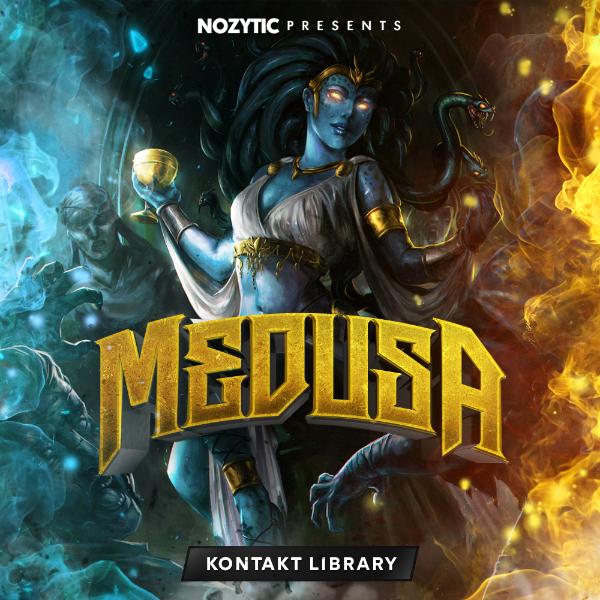 Medusa (Kontakt Library)