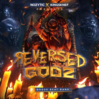 Reversed Godz (Gross Beat Bank)