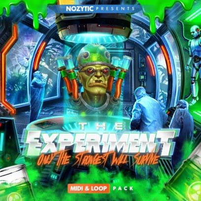 The Experiment (Midi & Loop Pack)