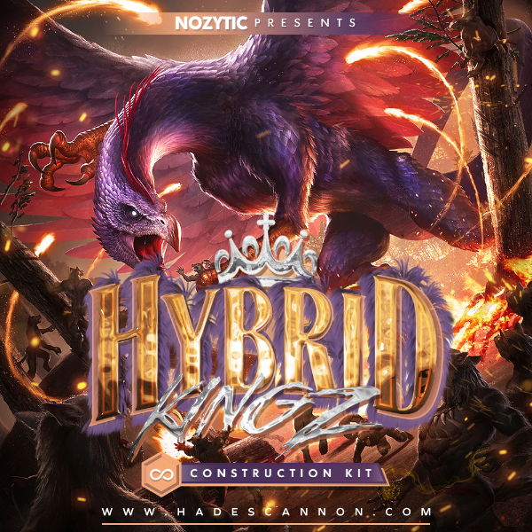 Hybrid Kingz (Construction Kit)
