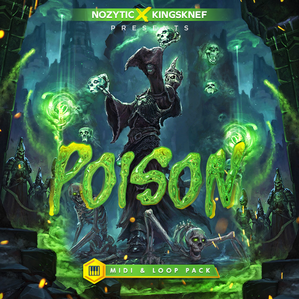Poison (Midi & Loop Pack)