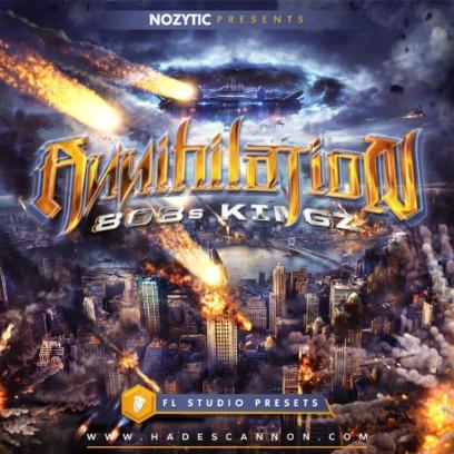 Annihilation (FL Studio Presets)