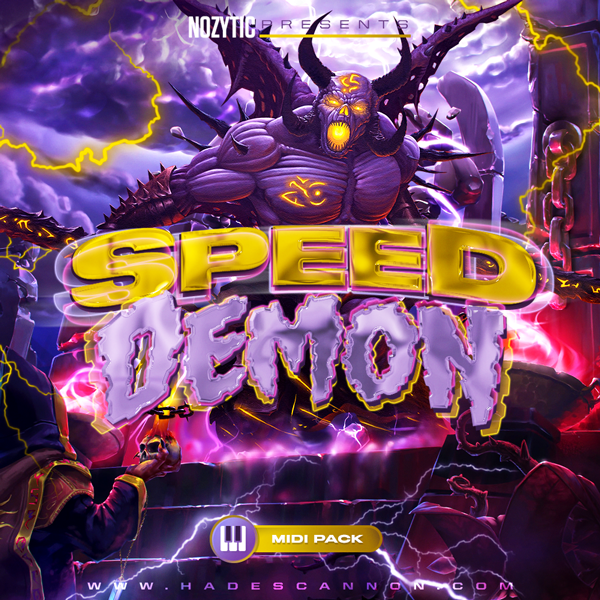 Speed Demon (Midi Pack)