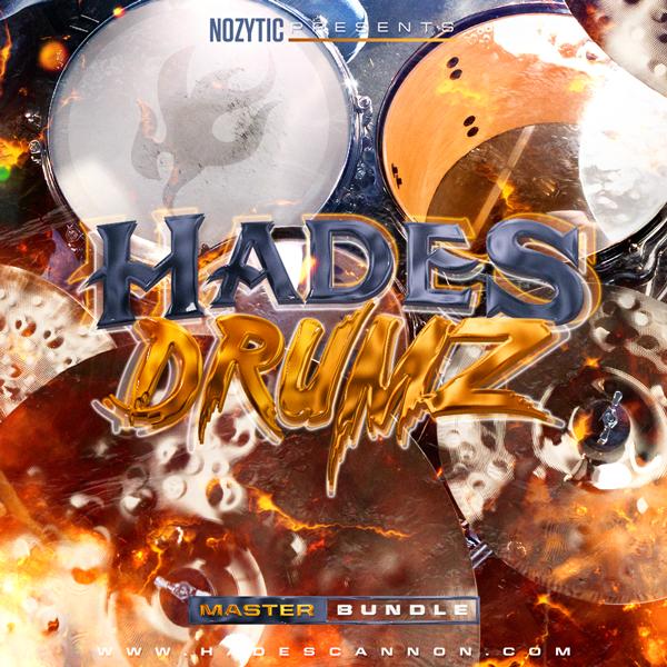 Hades Drumz (Master Bundle)