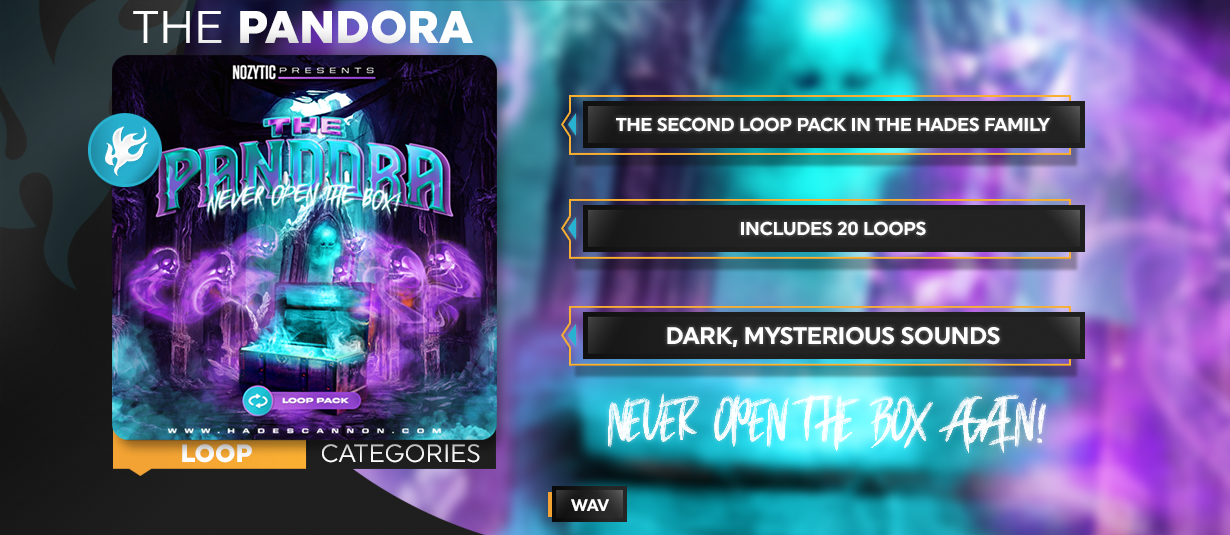 The Pandora (Loop Pack)