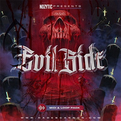 Evil Side (Midi & Loop Pack)