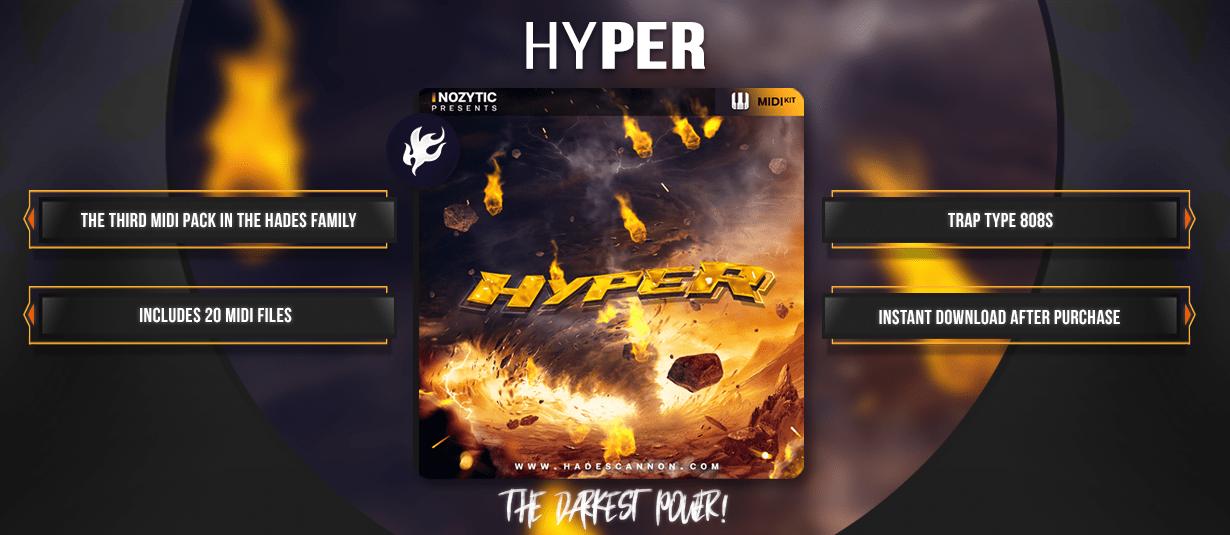 Hyper (Midi Pack)